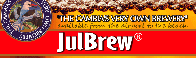 JulBrew Gambia
